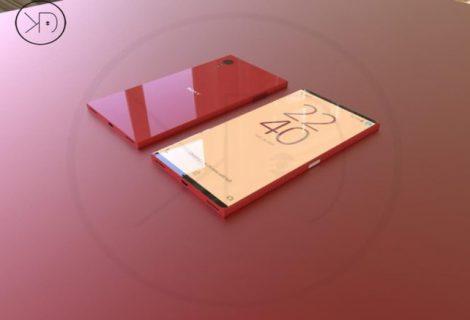 Concept Sony Xperia XZ1: thiết kế của năm 2018, sử dụng chip Snapdragon 845